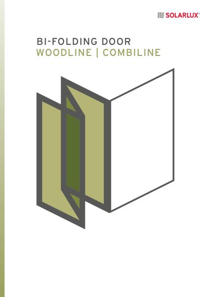 The Bi-Fold Door Woodline / Combiline data sheet