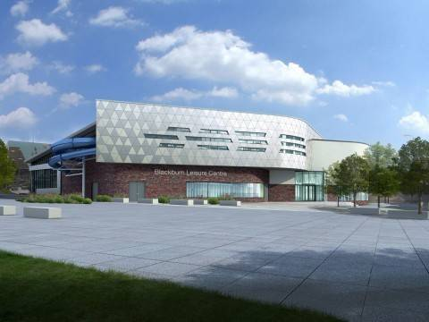 Blackburn Sports and Swimming Complex