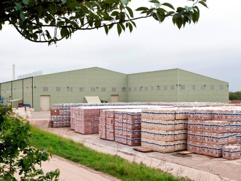 Hanson Brick Plant