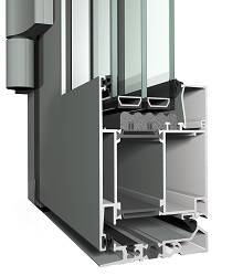 Aluminium Door MasterLine 8 System