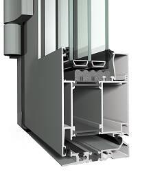 Aluminium Door MasterLine 8 System