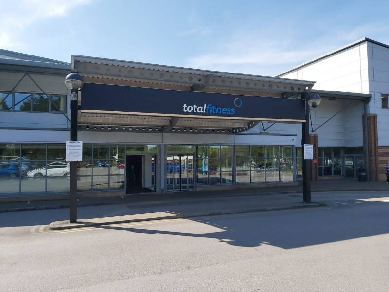 3) Automatic Choice for Total Fitness Health Club Ltd