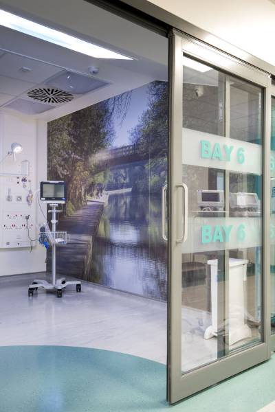 Royal Free Hospital - Accident & Emergency Department