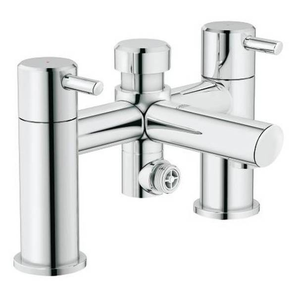 Concetto Two-Handle Bath/ Shower  Mixer 1/2""