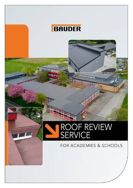 Schools and Academies Roof Review