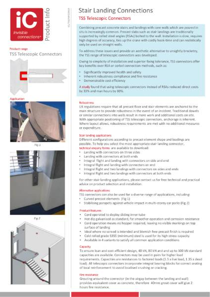 TSS Product Information