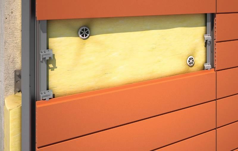 Piterak Slim Terracotta Rainscreen Cladding System