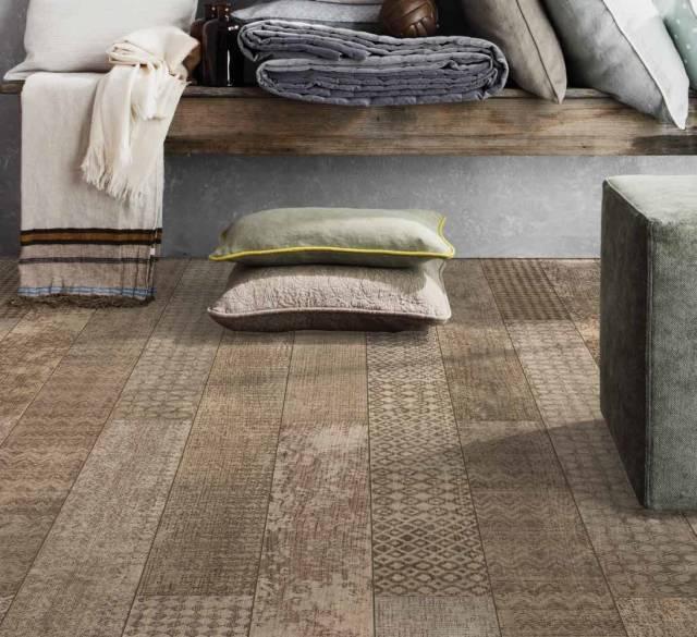 Undici Engraved Oak Flooring