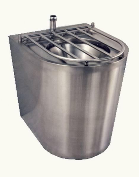 Floor standing disposal unit