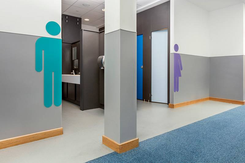 Altro Fortis provides low maintenance solution for new Welsh school
