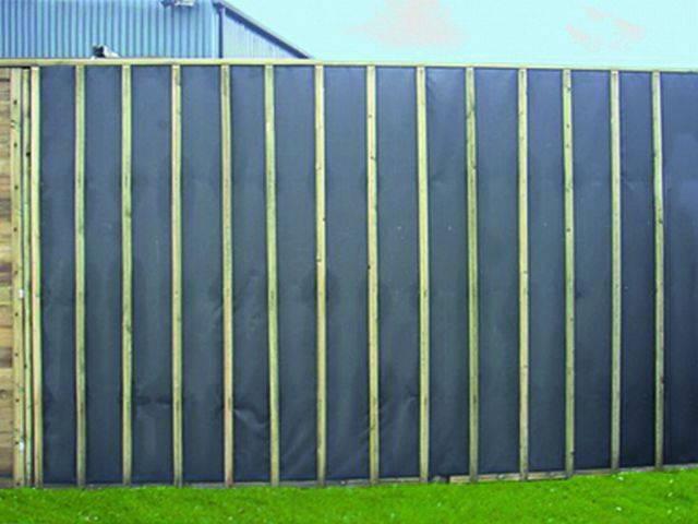 Jakoustic® Environmental Absorptive Noise Barrier