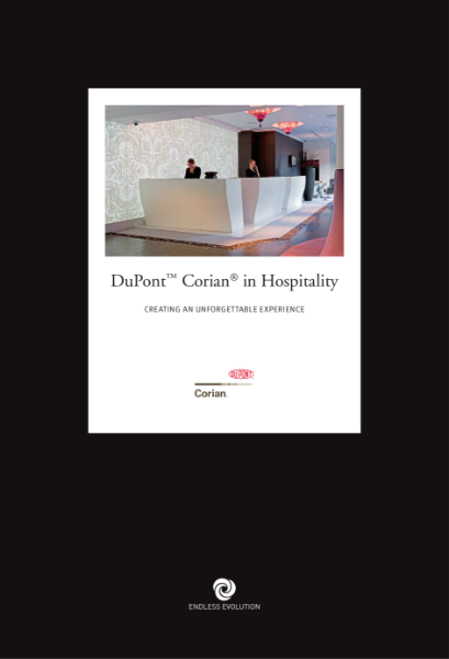 DuPont Corian® in Hospitality
