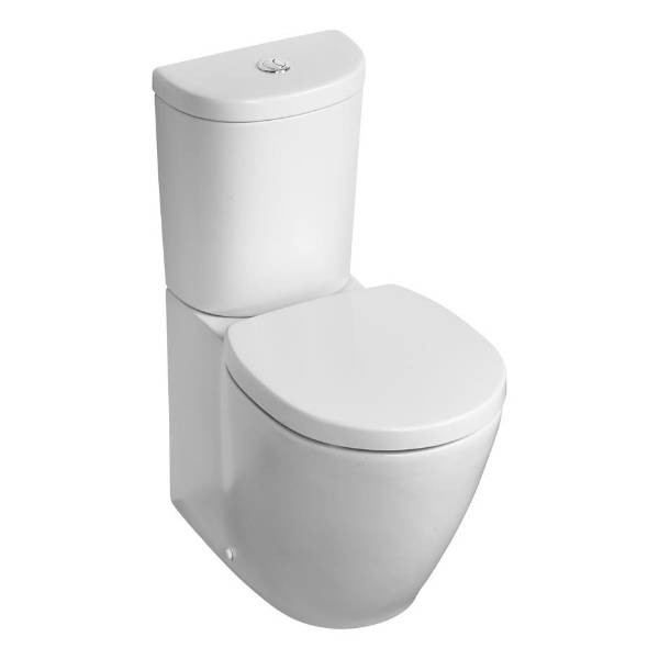 Concept Space Close Coupled Back to Wall WC Suite