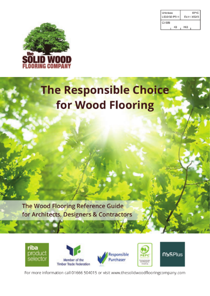 Wood Flooring Reference Guide