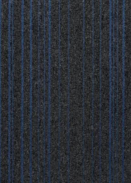 Art Intervention - Pile carpet tiles