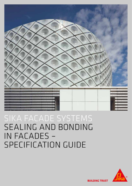 Structural Glazing Facade Systems Specification Guide