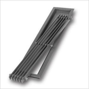 Aluminium Linear Bar Grille 392