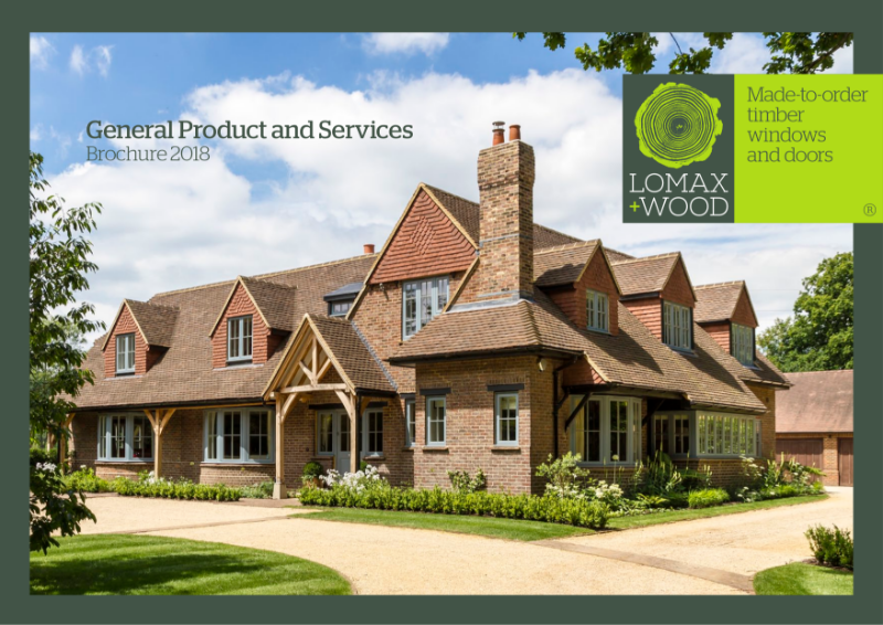 Lomax + Wood General Products and Services Brochure 2018