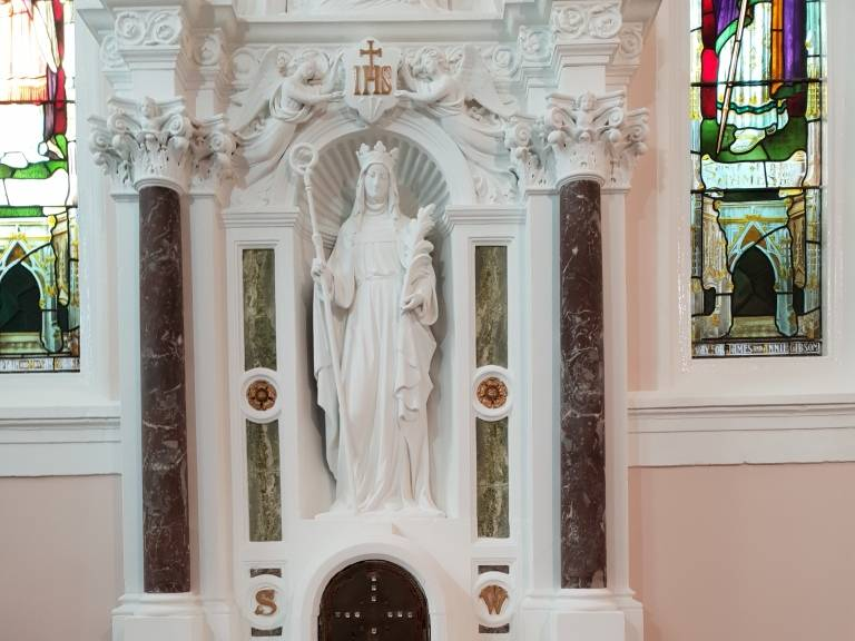 St Winefride's Catholic Church, 15 Well Street, Holywell