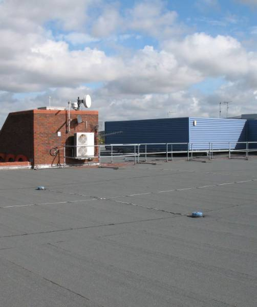 Bailey System 17000 AR (Cold Roof)
