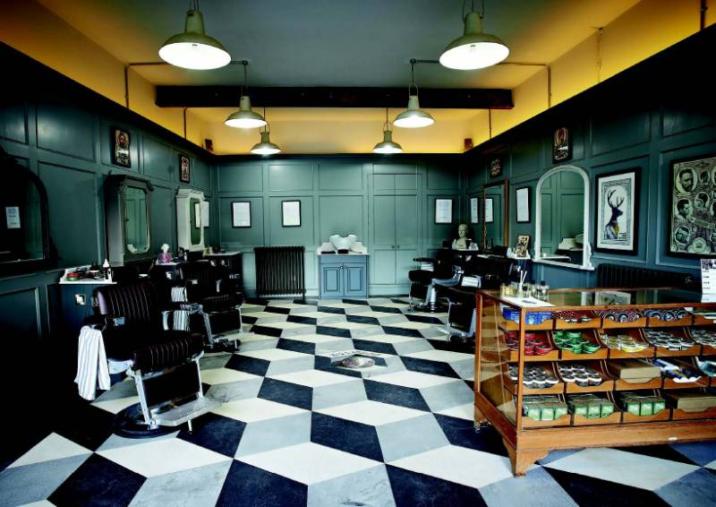 The Old Town Barber Club Dunfermline