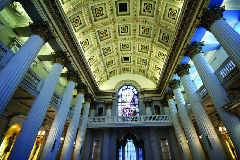 City of London protects Mansion House with Dorgard