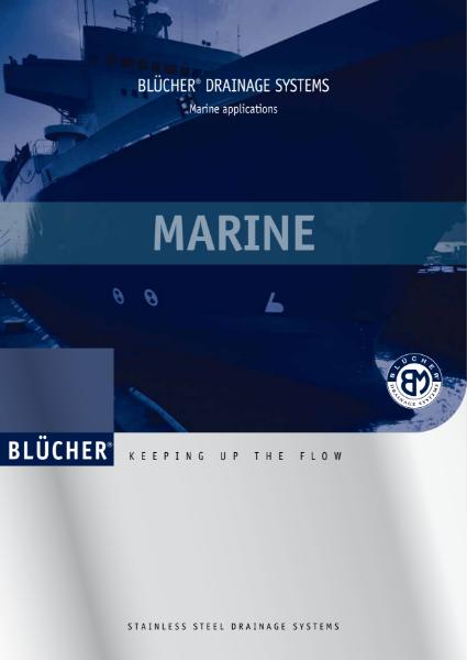 Marine applications leaflet
