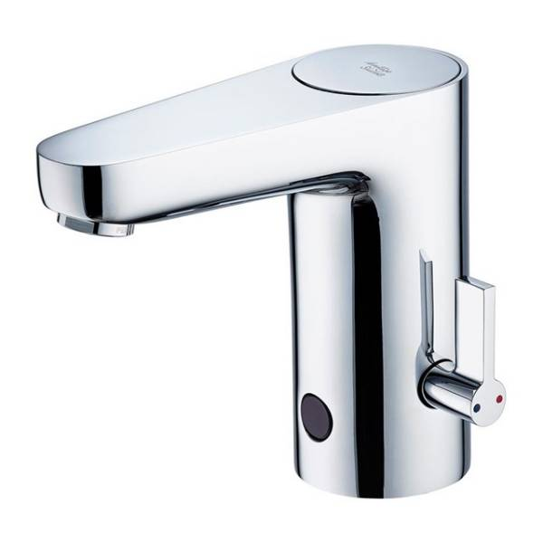 Sensorflow Wave Basin Mixer With Temperature Control