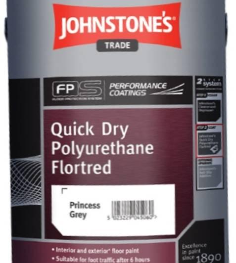 Quick Dry Polyurethane Flortred