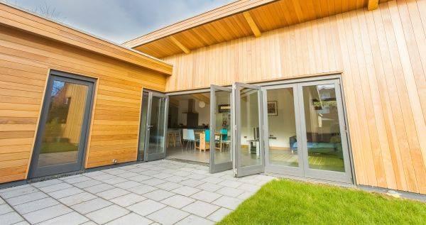 KustomFold Timber Folding Sliding Doors