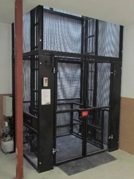 MezzPro 500 kg Maximum Working Load Goods Lift