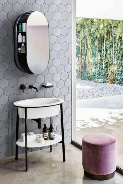 Reco Hexagon Tile