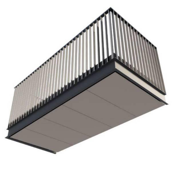 Cobalt MT Balcony System - Corner