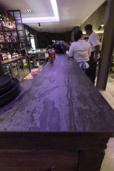 Dekton® Surfaces and ICE Café