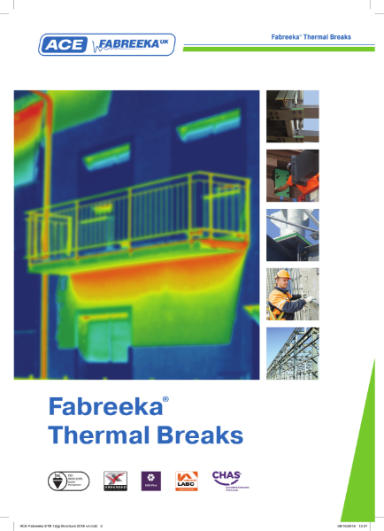 Fabreeka Thermal Break and Insulation Solutions
