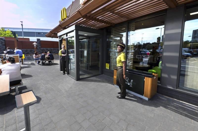 McDonald's, Fortway Park