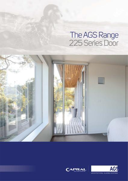 AGS225 Series Door Brochure
