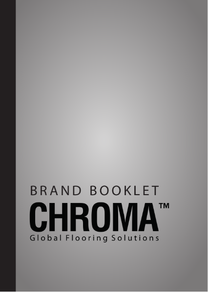 Chroma Brand Booklet
