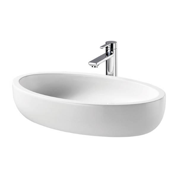 Curone 66 cm Vessel Washbasin