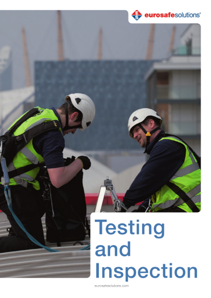 Testing & Inspection Brochure