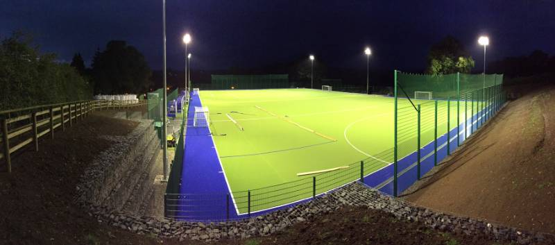 Artificial Grass Case Study - Abbotsholme School