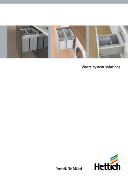 Product Catalogue - Waste System Solutions
