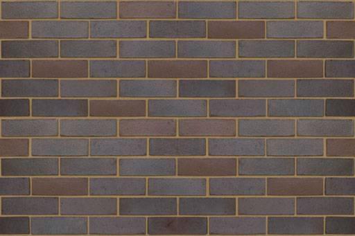 Staffordshire Blue Brindle Smooth - Clay bricks
