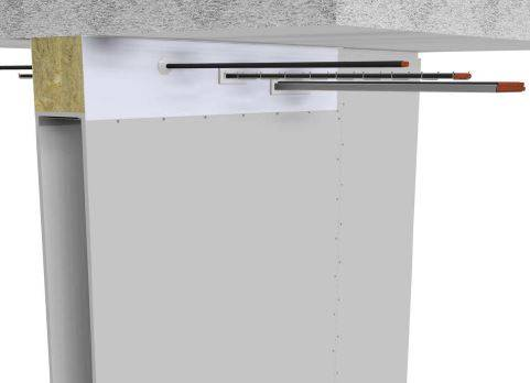 PROMASEAL® Flex Barriers (Single or Double Side Painted) System