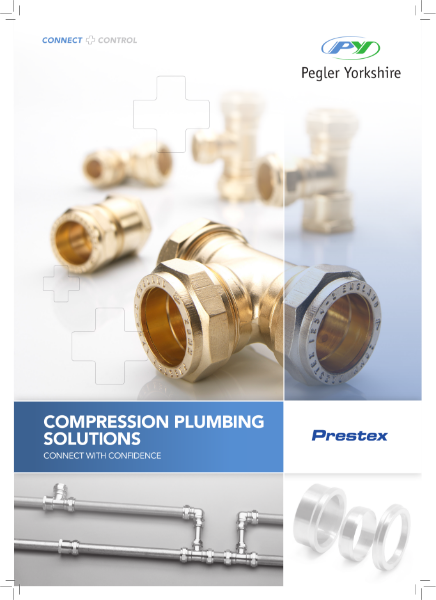 Prestex Compression Plumbing Solutions