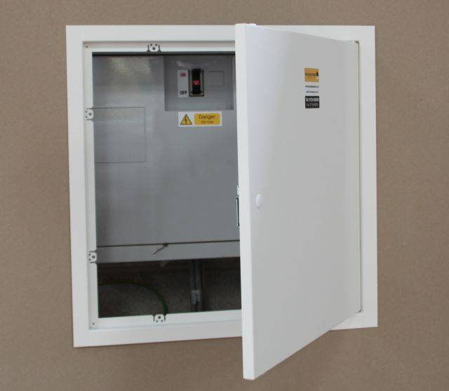 Value Range Access Panel