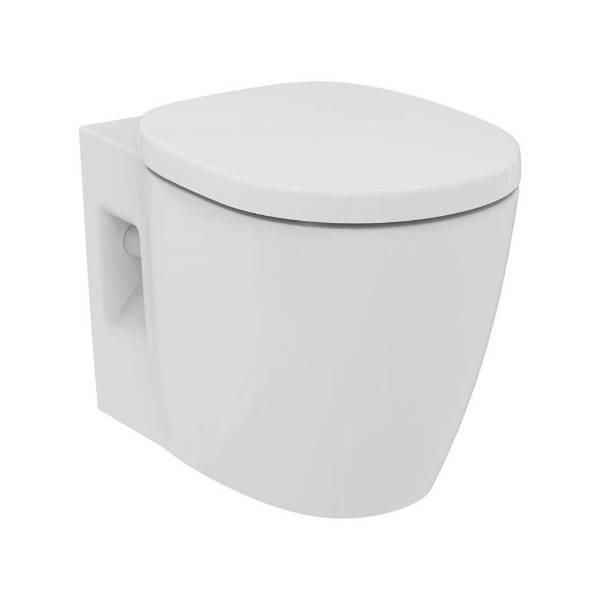 Concept Freedom Wall Mounted Raised Height WC Suite