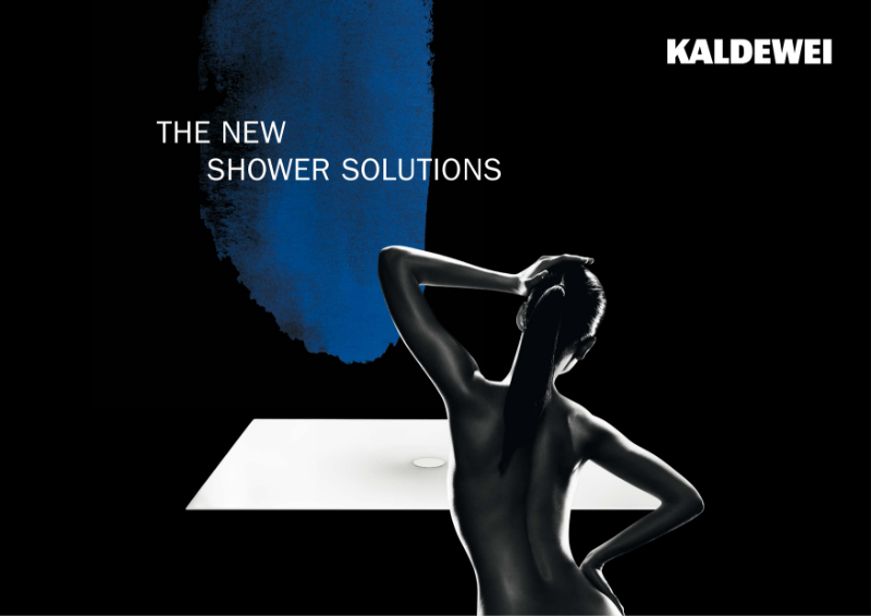 Kaldewei Shower Solutions