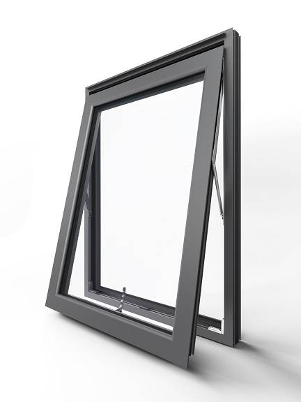 PURe Casement Window System [Curtain Wall Placement]