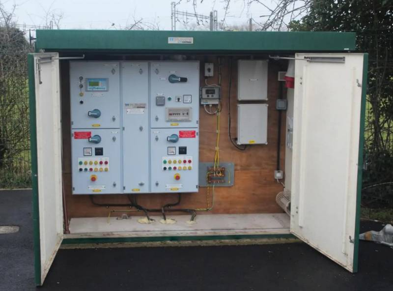 David Wilson Homes, Cheshire - Seer Monitoring Range